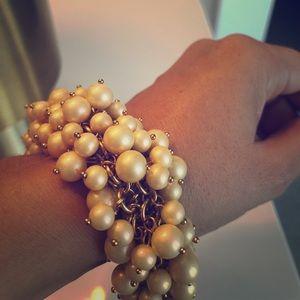 JCrew beaded bracelet